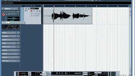 6、菜鸟变凤凰电脑音乐教程 Nuendo 3 音频轨道