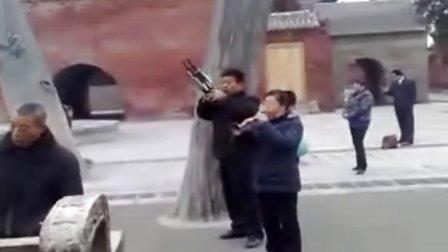 60元玩遍河南淮阳太昊陵 张亮剧院