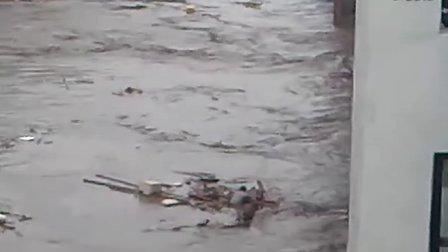 口前洪水实拍011