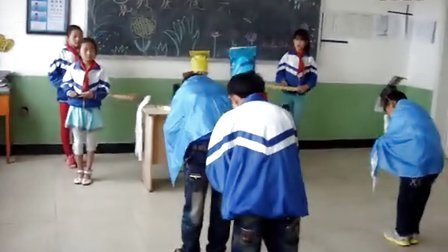 完璧归赵.2013届杜拉尔中心校六年级课本剧