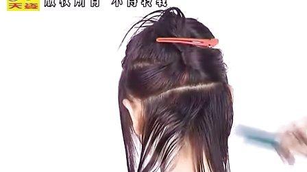 武汉最好的美发学校天姿美容美发化妆学校培训视频