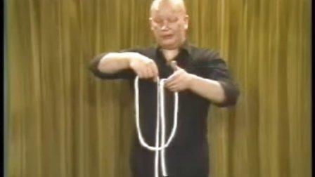 迪龙魔术真正的绳子魔术教学Flip's Rope Magic(无密码)