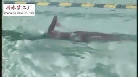 23.自由泳划臂