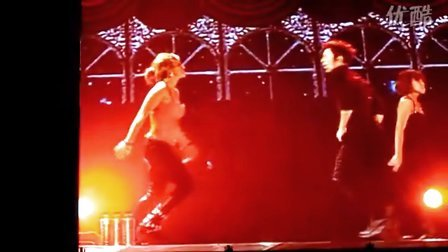 100815 SuperShow3 赫海solo I Wanna Love You