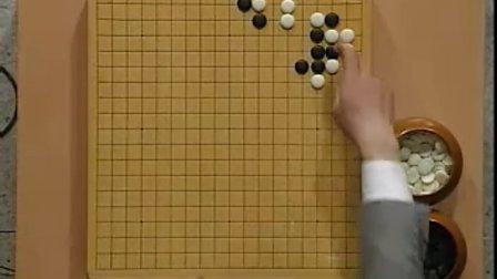 围棋教学视频(王元)-围棋定式与官子-星位的定式D