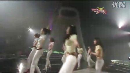 少女时代 090313 KBS MusicBank Gee