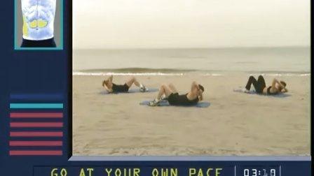 10分钟健身锻炼   腹肌