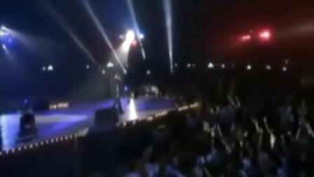 王杰北京演唱会发布会暖场视频2