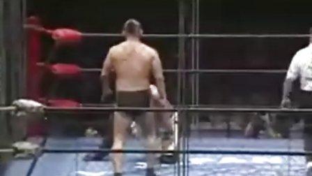 2010.03.21 全日本摔角 船木誠勝 vs 鈴木みのる