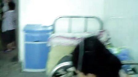 100725在修水县人民医院产科26床吊催产素