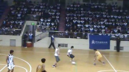 东财萨里篮球新老对抗赛2