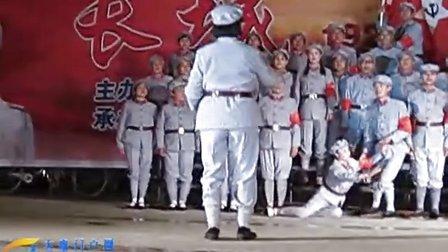 """大合唱《过雪山草地》、《中国人民解放军进行典》-----太康县2010年庆""""八·一""""双拥晚会"""