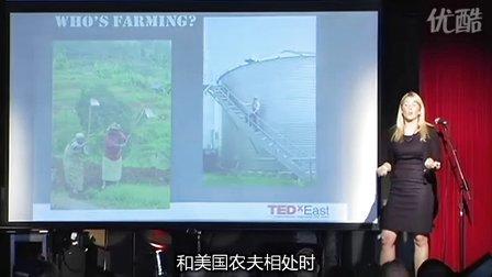 TED,肥胖.飢餓全球糧食議題,2010