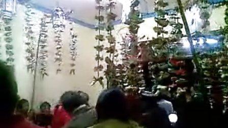 贵州江口县双屯村元宵节花灯!!