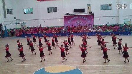 甘肃省陇南市西和县西峪乡上寨村张红霞舞蹈团