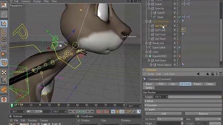 Cinema.4D.高级角色动画装配教程06