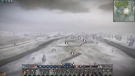 拿破仑全面战争(奥斯特里茨战役,极难模式)