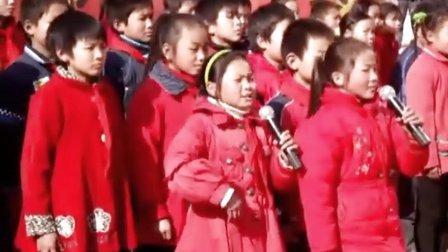 平利县八仙镇中心小学2010年庆元旦歌咏赛