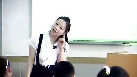 小学二年级数学,认识方向教学视频苏教版黄晓英