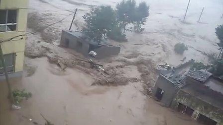 河南洛阳洪水灾害