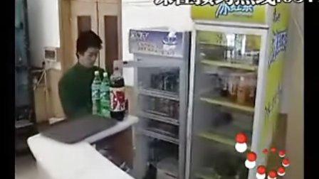 餐厅服务员礼仪培训视频   托盘物品的摆放