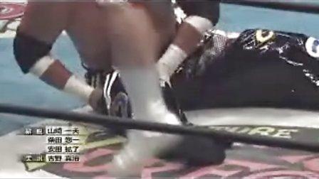 2010.07.19 新日本摔角 矢野通 vs TAJIRI