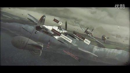战机世界英国飞机宣传片
