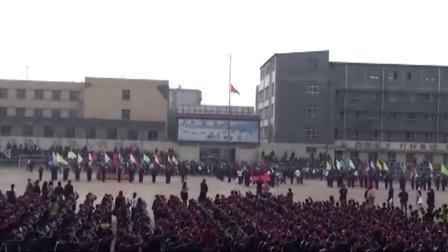 2010临汾时代风华学校运动会!