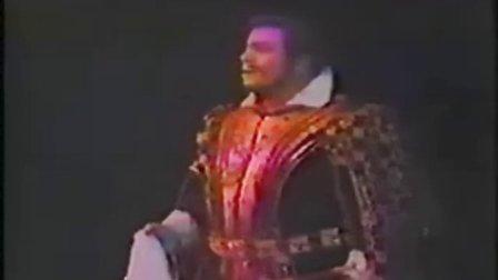 Luciano Pavarotti Ella mi fu rapita  Rigoletto 1971