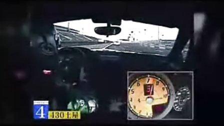 超精彩!Lamborghini LP560-4 vs GTR决战银石赛道!