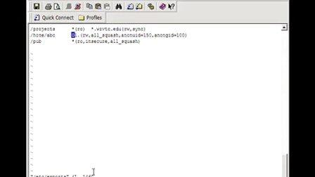 linux视频教程架设NFS文件服务器的方法