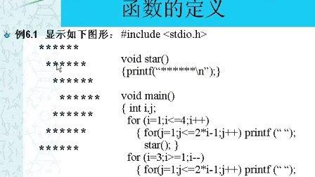 边用边学C语言视频教程--第六讲
