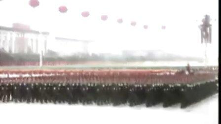 中国---建国五十周年大庆阅兵!!!