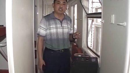 第三批出口土库曼斯坦卧铺列车治理视频