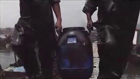 【实拍】大连石油泄漏现场