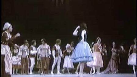 芭蕾舞剧 吉赛尔 Giselle -Alicia AlonsoVladimir Vasiliev