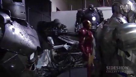 """《钢铁侠2》Iron Man 2 花絮""""suits"""""""