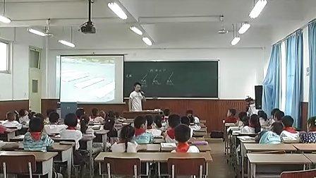 四年级数学北师大版《线的认识》唐超课堂实录与教师说课