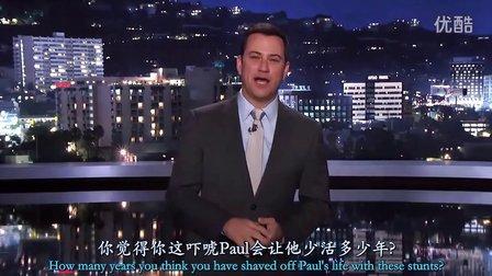 Jimmy Kimmel:把老板差点吓出心脏病的员工[中英字幕-闻风听译]