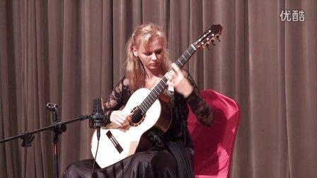 叶凯捷琳娜的《格拉纳达》——济南音乐会现场