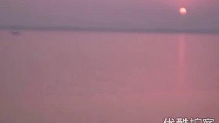 【拍客】-实拍日落全过程