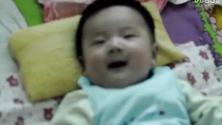五个月宝宝版《忐忑》