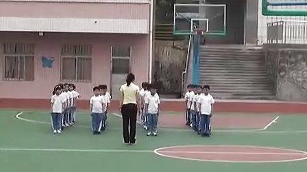 体育一二年级一二年级单元《跑出精彩》人教课标..