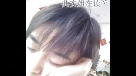 陕西省宝鸡市眉县槐芽中学10届一班毕业视频