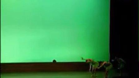 女子群舞《春晓》民族舞蹈视频