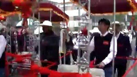 2010年汕头市潮南区陈店镇陈围大锣鼓队欢度春节(三)