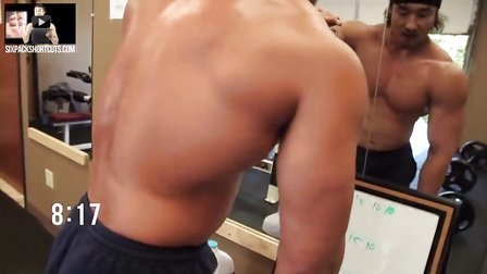 Super High Intensity Back Training