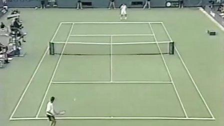 2000美国网球公开赛男单决赛 萨芬VS桑普拉斯 HL