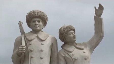 内蒙古巴彦淖尔市磴口县乌兰布和农场兵团博物馆