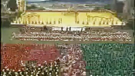 景东彝族自治县20周年县庆活动视频(八)